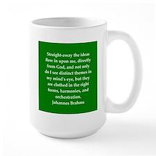 brahms quotes Mug
