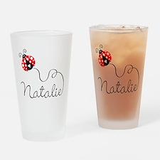 Ladybug Natalie Drinking Glass