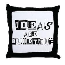 Unique Speech Throw Pillow