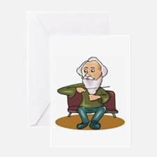 brahms quotes Greeting Card