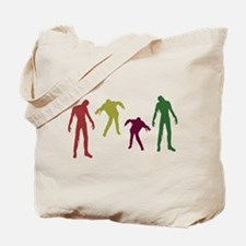 Zombies Attack! Tote Bag