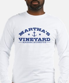 Martha's Vineyard Long Sleeve T-Shirt