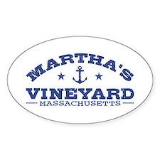 Martha's Vineyard Decal