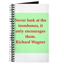 Richard wagner quotes Journal