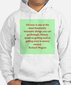Richard wagner quotes Hoodie