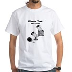 Stargazer Weapon White T-Shirt