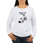 Stargazer Weapon Women's Long Sleeve T-Shirt