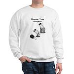 Stargazer Weapon Sweatshirt