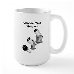 Stargazer Weapon Mug