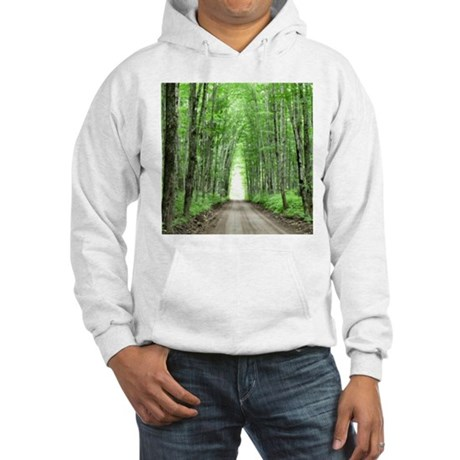 Cathedral Road Hooded Sweatshirt