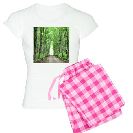 Cathedral Road Women's Light Pajamas