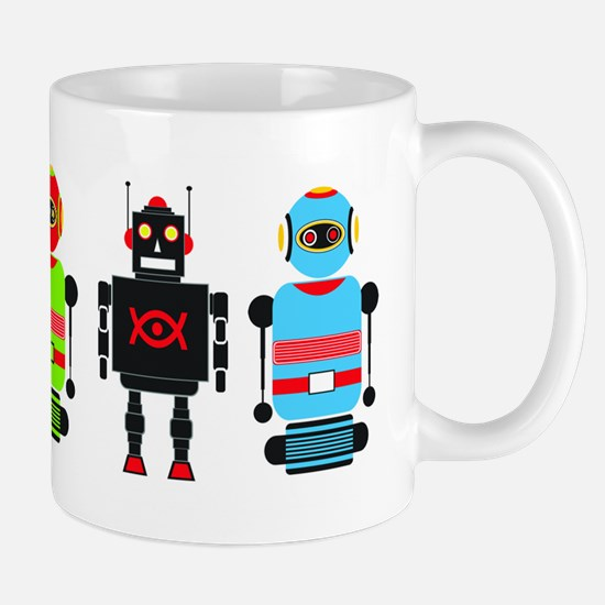 robots Mugs