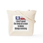 I'm a Texas Woman Tote Bag