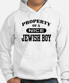 Property of a Nice Jewish Boy Hoodie
