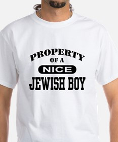 Property of a Nice Jewish Boy Shirt