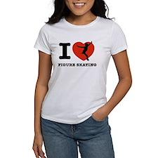 I love Figure skating Tee