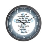 Christianity Wall Clocks