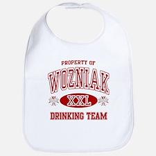 Wozniak Polish Drinking Team Bib