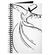 Whirling Sufi Dervish Journal
