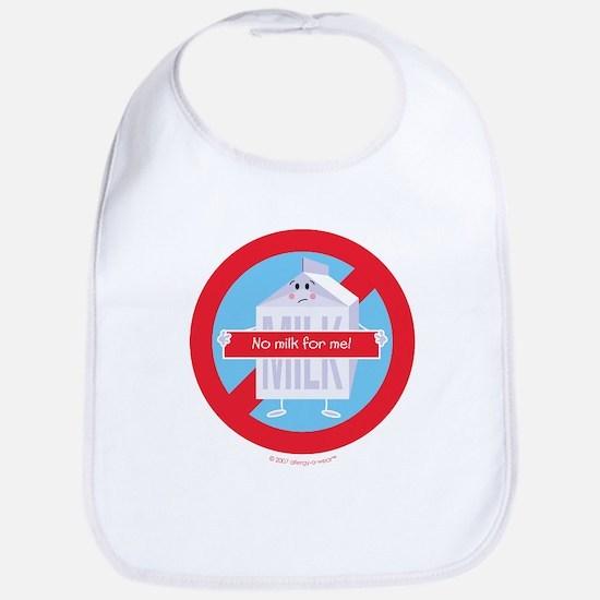 milk_10x10_apparel Baby Bib