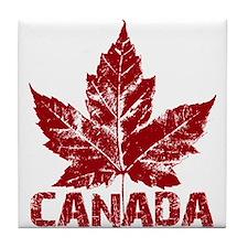 Cool Canada Tile Coaster