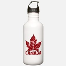 Cool Canada Sports Water Bottle