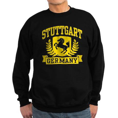 Stuttgart Germany Sweatshirt (dark)