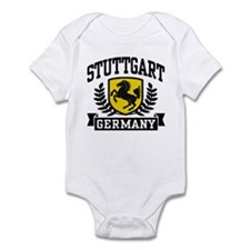 Stuttgart Germany Infant Bodysuit