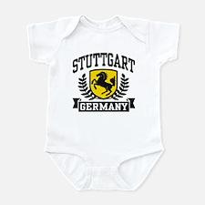 Stuttgart Germany Infant Bodysuit