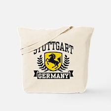 Stuttgart Germany Tote Bag