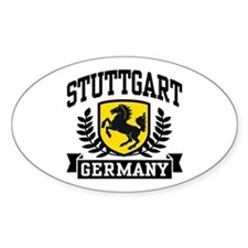 Stuttgart Germany Decal