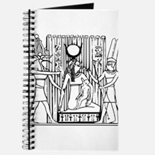 Tehuti, Ast/Isis, Amen-Ra Journal