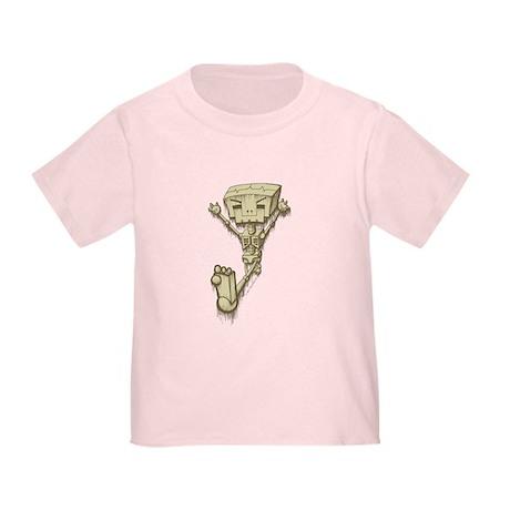 Mr. Bot Bones Toddler T-Shirt