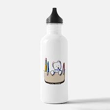 Pkt Protector Westie Water Bottle