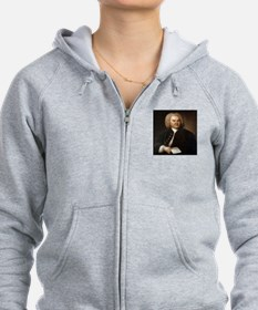 bach quotes Zip Hoodie