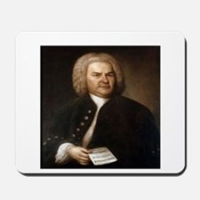 bach quotes Mousepad