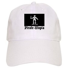 Pirate Utopia - Bartholomew R Baseball Cap