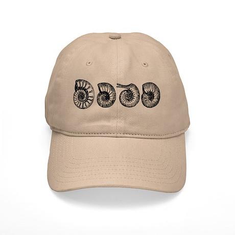 Ammonite Shells Cap