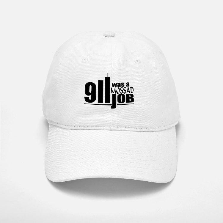 9/11 Was a Mossad Job Baseball Baseball Cap