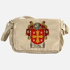 Scully Coat of Arms Messenger Bag
