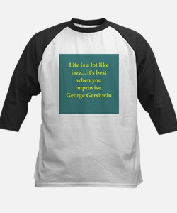 George Gershwin quotes Tee