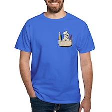 Wheaten Pocket Protector T-Shirt