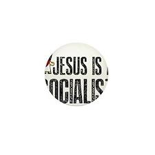 Jesus is a Socialist Mini Button (10 pack)