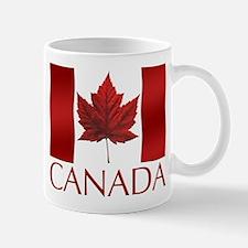 Canada Flag Small Mugs