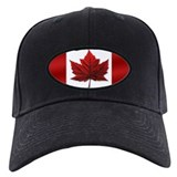Canada baseball Black Hat