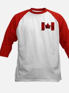 Canada Flag Tee Shirt Canada Tops