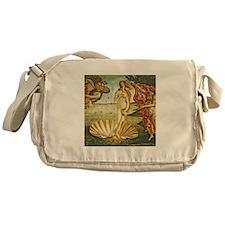 Birth of Venus Messenger Bag