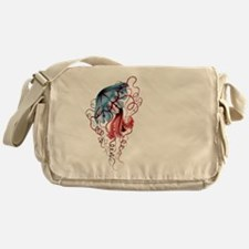 Jelly Fish 1 Messenger Bag