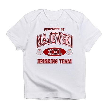 Majewski Polish Drinking Team Infant T-Shirt
