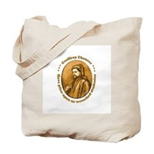Chaucer Tote Bag